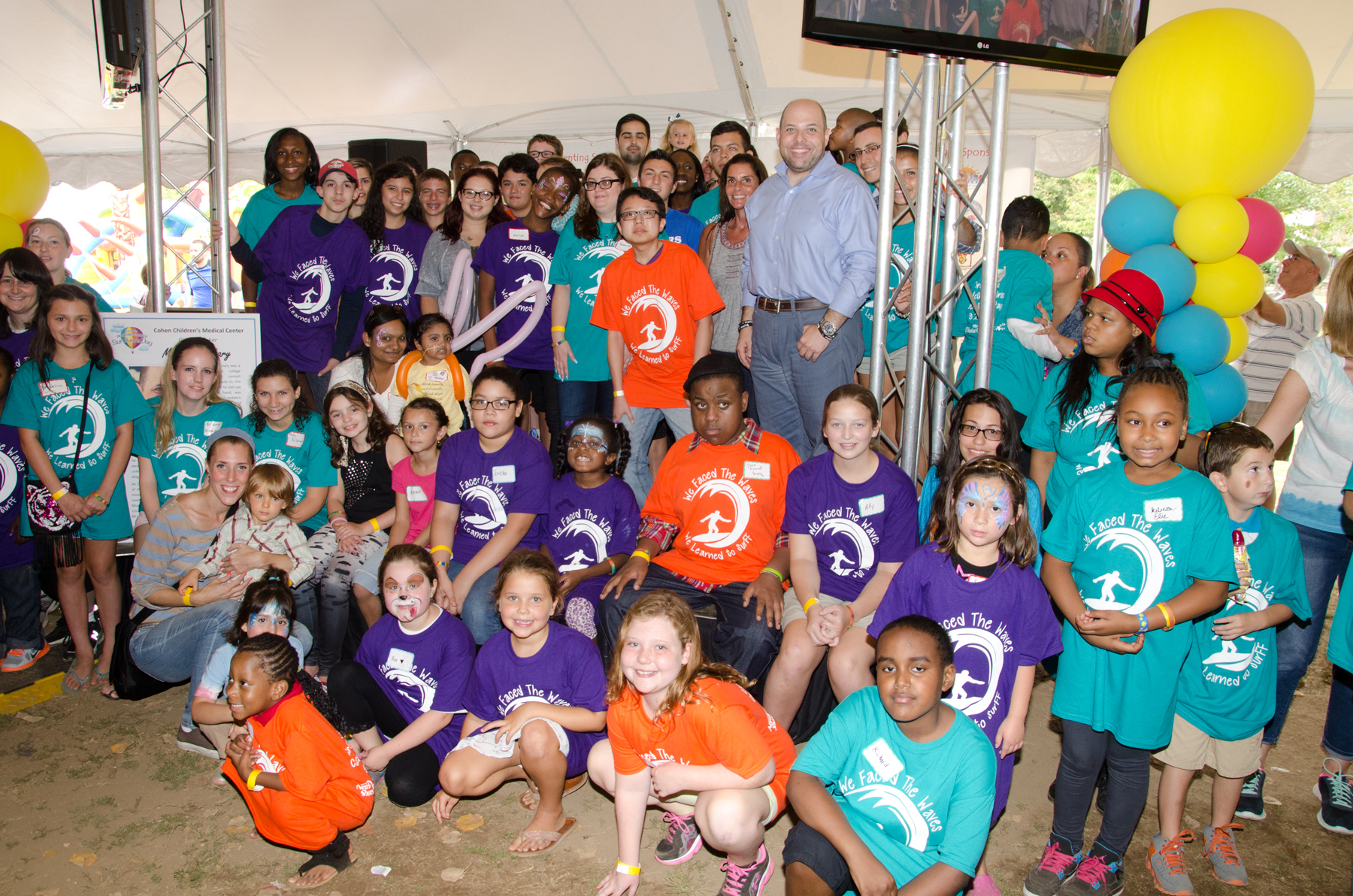 3rd Annual Pediatric Cancer Survivors Day