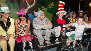 Seussical Comes to Cohen Children's