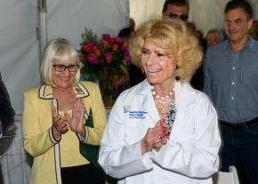 MANHASSET, NY — Northwell Health announced three significant gifts, totaling $40 million, from life trustee Sandra Atlas Bass, bringing her lifetime giving to Northwell to more than $93 million.