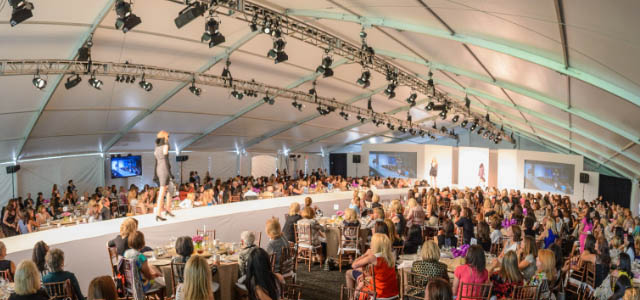 Katz Institute for Women's Health Luncheon and Fashion Show