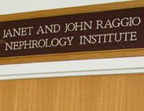Janet and John Raggio Nephrology Institute